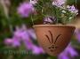 """Doniczki ceramiczne """"OrchidPot"""" - seria Oncidium + zawieszka"""